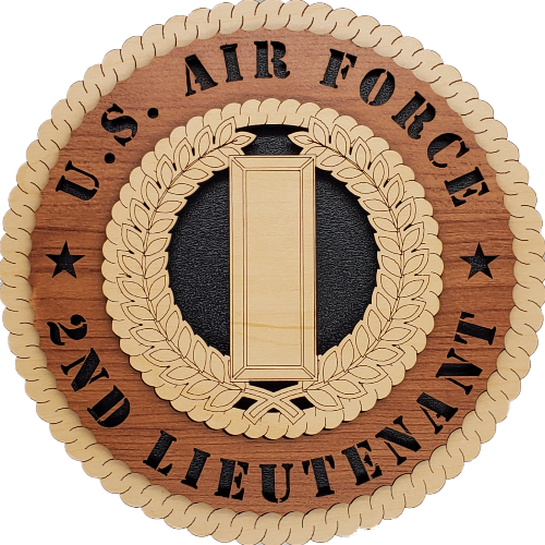 U.S. AIR FORCE 2ND LIEUTENANT