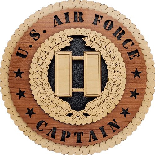 U.S. AIR FORCE CAPTAIN
