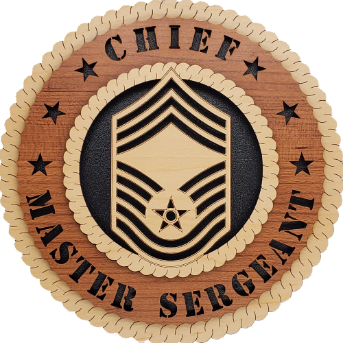 U.S. AIR FORCE CHIEF MASTER SERGEANT