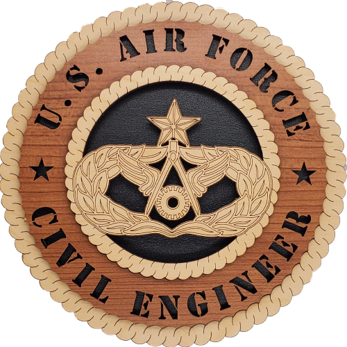 U.S. AIR FORCE CIVIL ENGINEER L7