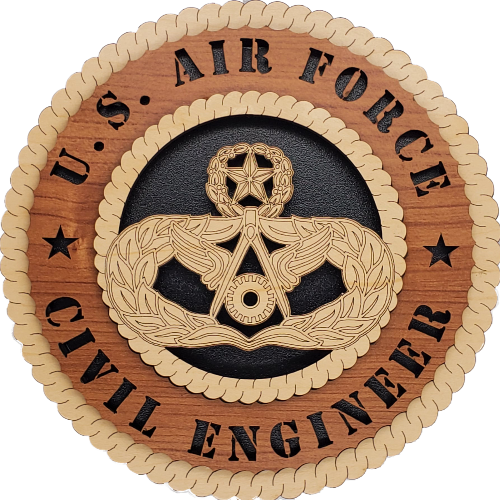 U.S. AIR FORCE CIVIL ENGINEER L9