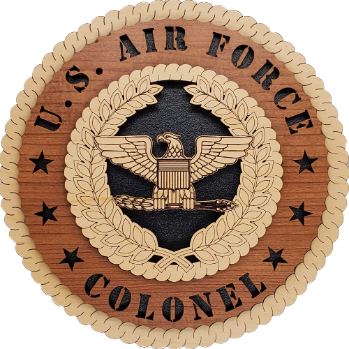 U.S. AIR FORCE COLONEL