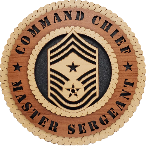 U.S. AIR FORCE COMMAND CHIEF MASTER SERGEANT