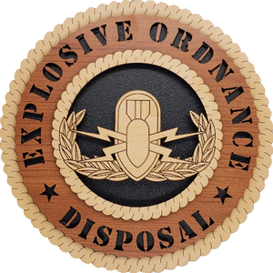 U.S. AIR FORCE EXPLOSIVE ORDNANCE DISPOSAL (EOD) L5
