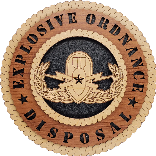 U.S. AIR FORCE EXPLOSIVE ORDNANCE DISPOSAL (EOD) L7