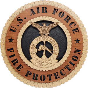 U.S. AIR FORCE FIRE PROTECTION