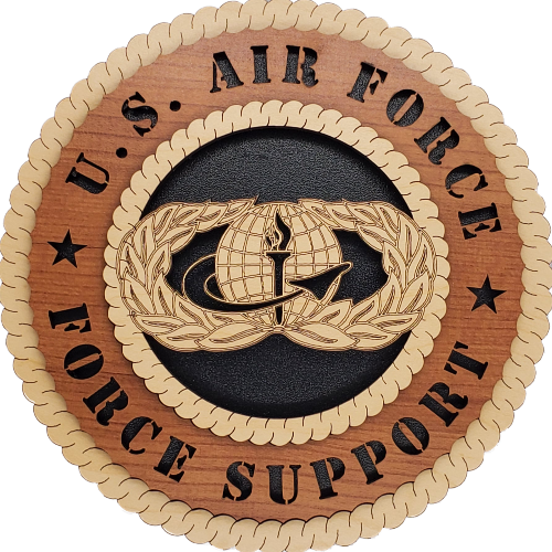 U.S. AIR FORCE FORCE SUPPORT L5