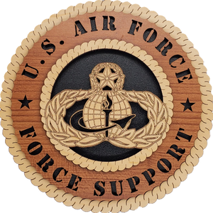 U.S. AIR FORCE FORCE SUPPORT L9