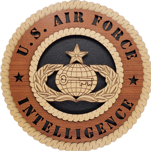 U.S. AIR FORCE INTELLIGENCE L7