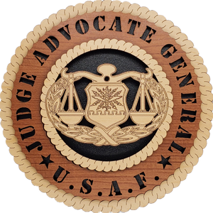 U.S. AIR FORCE JUDGE ADVOCATE GENERAL (JAG) 1