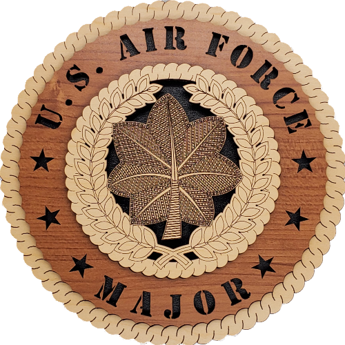 U.S. AIR FORCE MAJOR