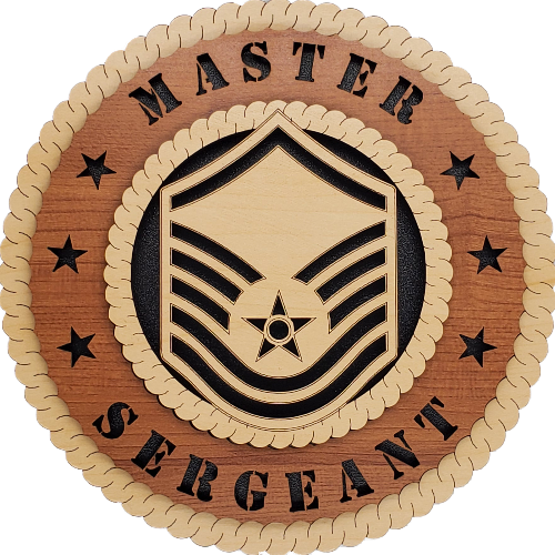 U.S. AIR FORCE MASTER SERGEANT