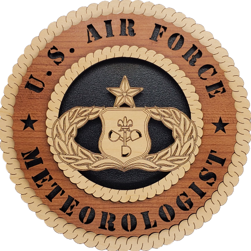 U.S. AIR FORCE METEOROLOGIST L7