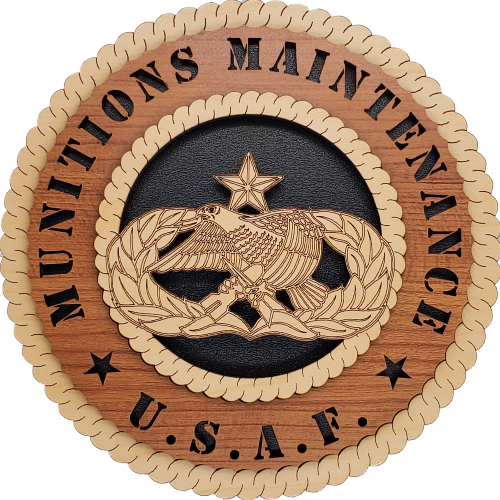 U.S. AIR FORCE MUNIITONS MANITENANCE L7