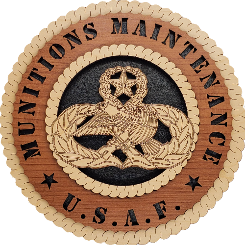 U.S. AIR FORCE MUNIITONS MANITENANCE L9