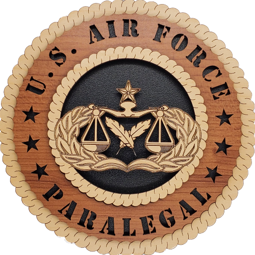 U.S. AIR FORCE PARALEGAL L7