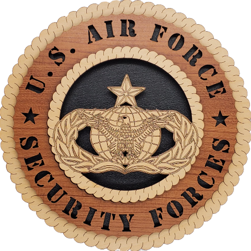 U.S. AIR FORCE SECURITY FORCES L7