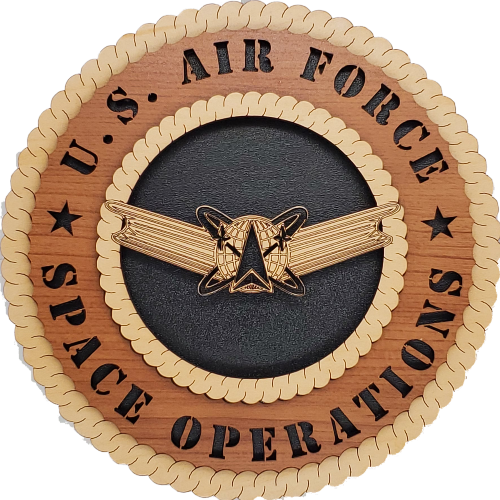 U.S. AIR FORCE SPACE OPERATIONS L5