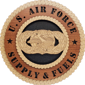 U.S. AIR FORCE SUPPLY & FUELS L5