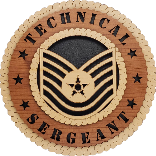 U.S. AIR FORCE TECHNICAL SERGEANT