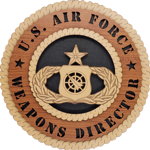 U.S. AIR FORCE WEAPONS DIRECTOR L7