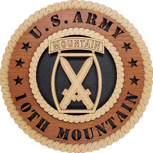 U.S. ARMY 10TH MOUNTAIN DIVISION