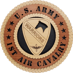 U.S. ARMY 1ST AIR CAVALRY DIVISION