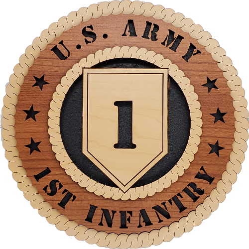 U.S. ARMY 1ST INFANTRY DIVISION