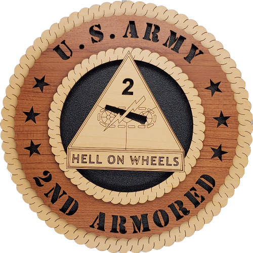 U.S. ARMY 2ND ARMORED DIVISION