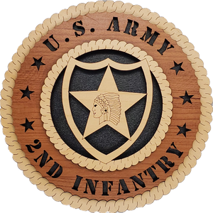 U.S. ARMY 2ND INFANTRY DIVISION