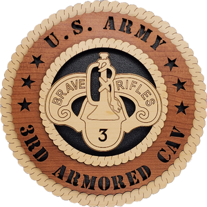 U.S. ARMY 3RD ARMORED CAVALRY REGIMENT