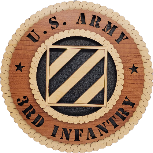 U.S. ARMY 3RD INFANTRY DIVISION