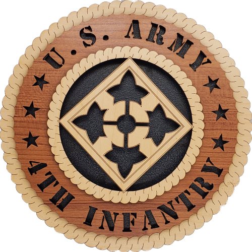 U.S. ARMY 4TH INFANTRY DIVISION