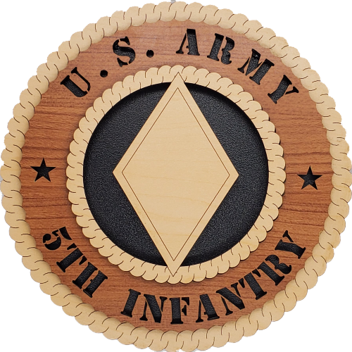 U.S. ARMY 5TH INFANTRY DIVISION