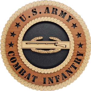 U.S. ARMY COMBAT INFANTRY BADGE