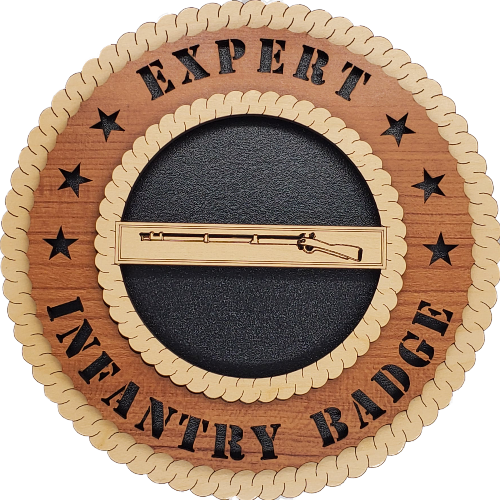 U.S. ARMY EXPERT INFANTRY BADGE