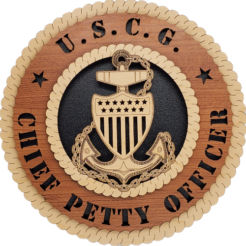 U.S.C.G. CHIEF PETTY OFFICER