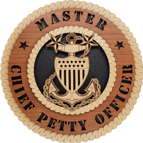 U.S.C.G. MASTER CHIEF PETTY OFFICER