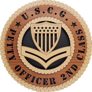 U.S.C.G. PETTY OFFICER 2ND CLASS