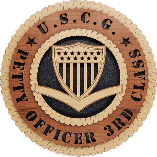 U.S.C.G. PETTY OFFICER 3RD CLASS