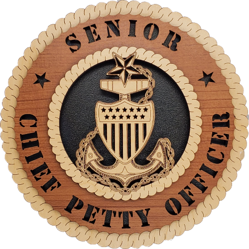 U.S.C.G. SENIOR CHIEF PETTY OFFICER