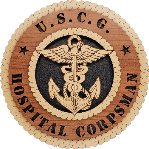 U.S. COAST GUARD HOSPITAL CORPSMAN