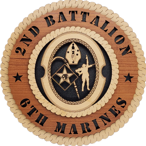 U.S. MARINES 2ND BATTALION 6TH MARINES