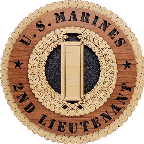U.S. MARINES 2ND LIEUTENANT