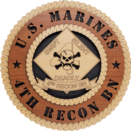 U.S. MARINES 4TH RECON BN