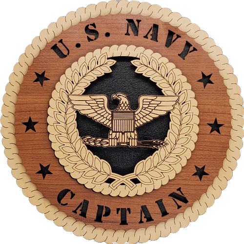 U.S. NAVY CAPTAIN