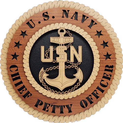 U.S. NAVY CHIEF PETTY OFFICER