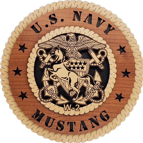 U.S. NAVY CHIEF WARRANT OFFICER 2