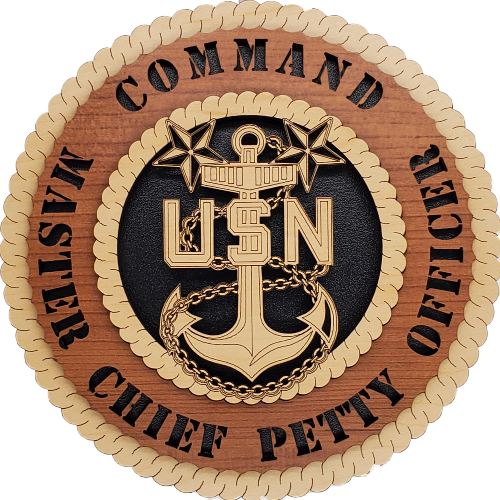 U.S. NAVY COMMAND MASTER CHIEF PETTY OFFICER
