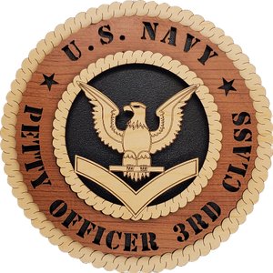 U.S. NAVY PETTY OFFICER 3RD CLASS